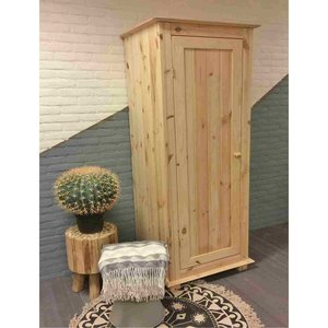 1-deurskast (kies uw deur) 60 of 66 cm breed